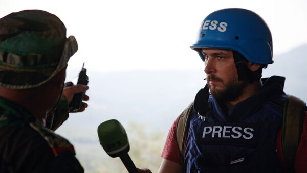 Sargon Hadaya, a correspondent with Russia Today's Arab department - Sputnik International