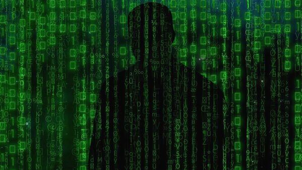 Cyber terror - Sputnik International