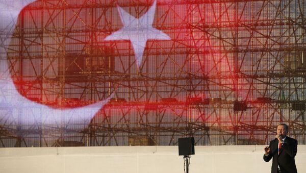 Turkey's President Recep Tayyip Erdogan - Sputnik International