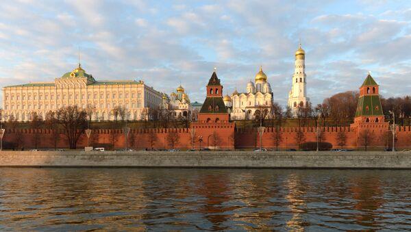 The Kremlin as seen from the Sofiiskaya Embankment. - Sputnik International