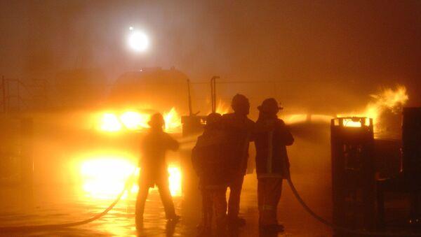 Australian firefighters - Sputnik International