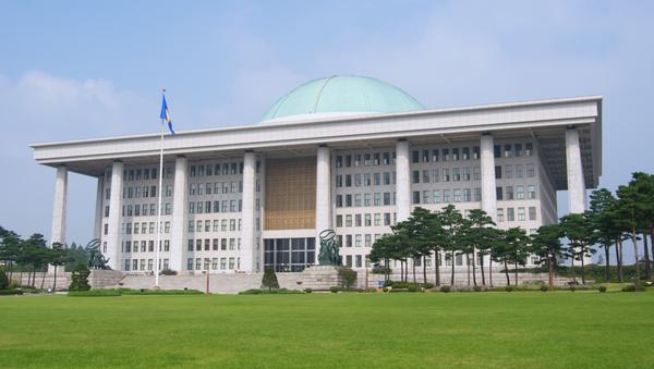 National Assembly Building of the Republic of Korea - Sputnik International