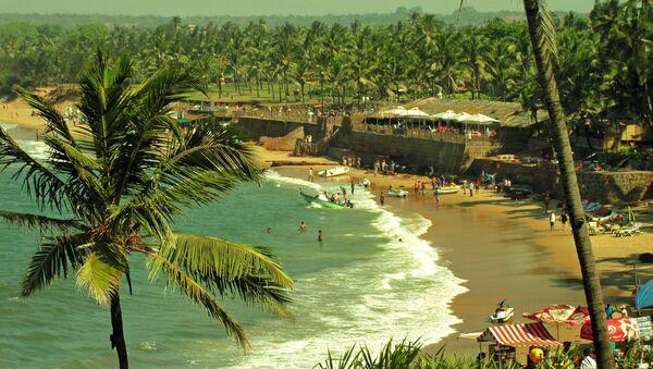 View From Taj Fort Aguada Goa, India - Sputnik International