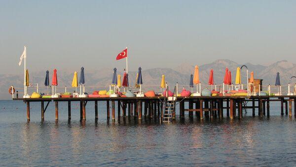 Antalya - Miracle Resort - Sputnik International