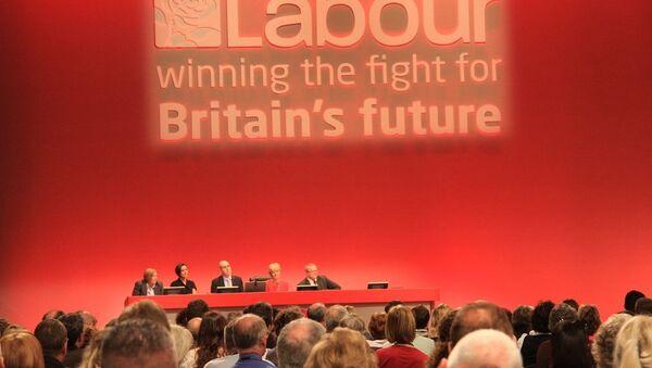 Labour Party conference - Sputnik International