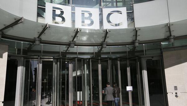 A general view of the BBC headquarters in London, Sunday, Nov, 11, 2012 - Sputnik International
