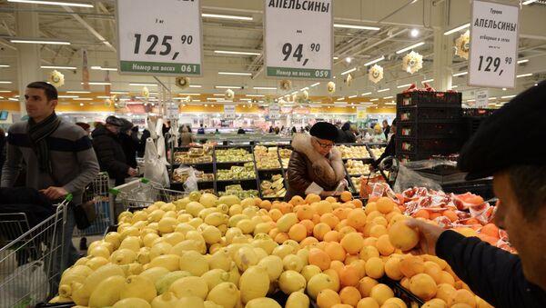 Rospotrebnadzor consumer rights watchdog launches testing of Turkish goods - Sputnik International