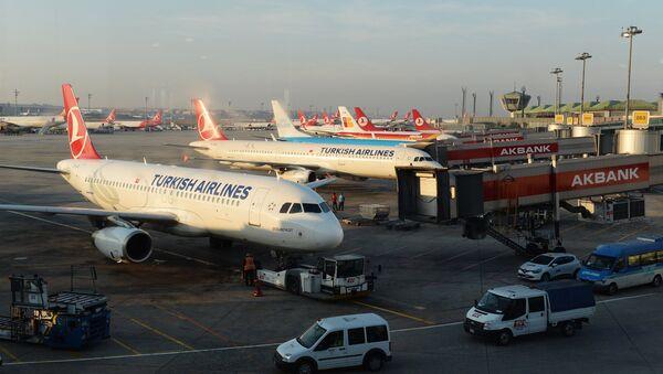 Istanbul International Airport - Sputnik International