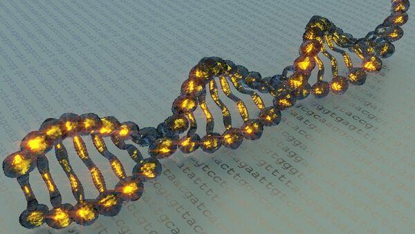 DNA strand - Sputnik International
