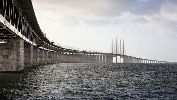 Oresund bridge - Sputnik International