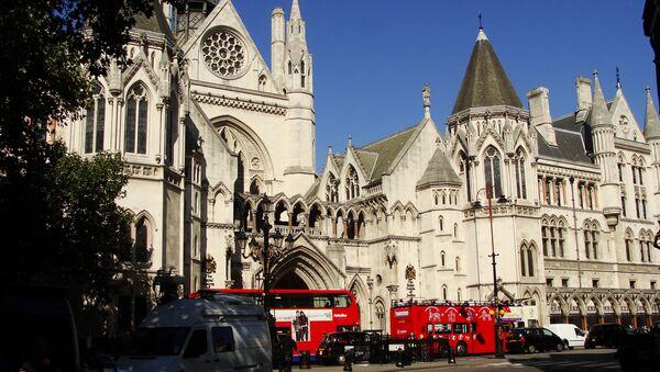 High Court of Justice, London - Sputnik International
