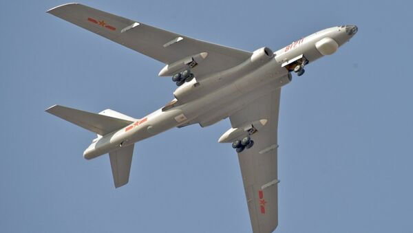 Xian H-6 bomber - Sputnik International