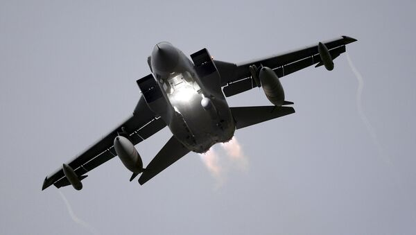 A Royal Air Force's Tornado - Sputnik International