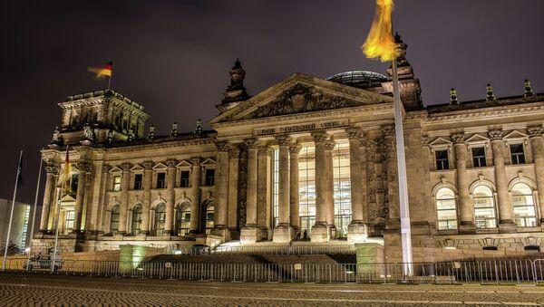Reichstag en Berlin - Sputnik International