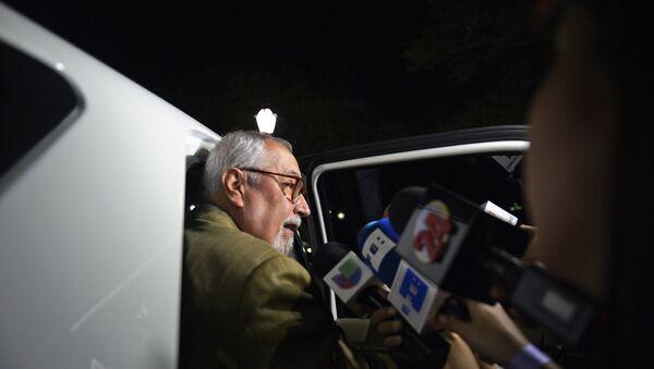 Venezuelan opposition leader Ramon Guillermo Aveledo. - Sputnik International