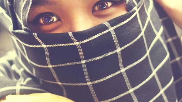 elyana (muslim girl) - Sputnik International