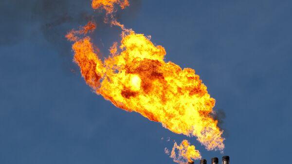Russia's first liquefied natural gas (LNG) plant on Sakhalin - Sputnik International
