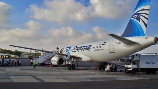 Egyptair A320 - Sputnik International