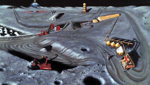 A new US law has essentially legalized space mining. - Sputnik International