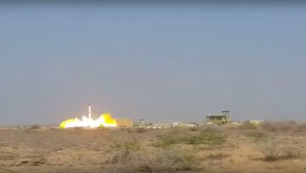 Shaheen III Ballistic Missile of Pakistan - Sputnik International