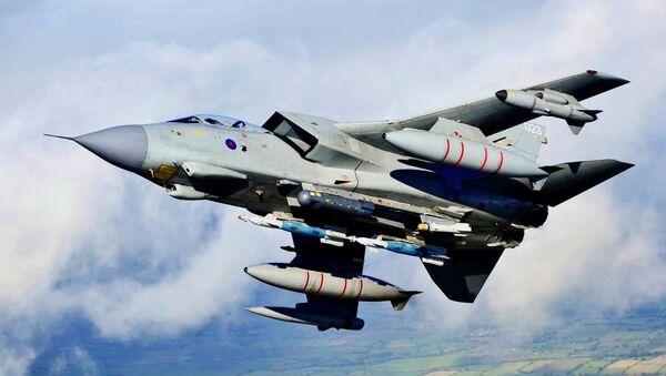 RAF Tornado GR4 - Sputnik International