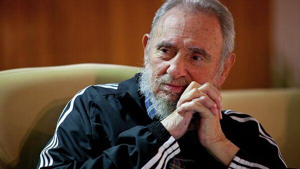 Fidel Castro - Sputnik International