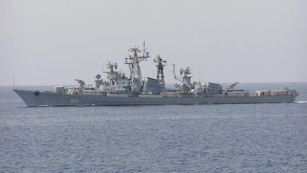 Smetlivy anti-submarine ship - Sputnik International