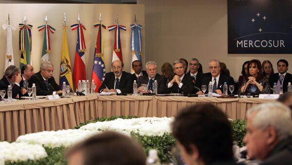Mercosur summit. (File) - Sputnik International