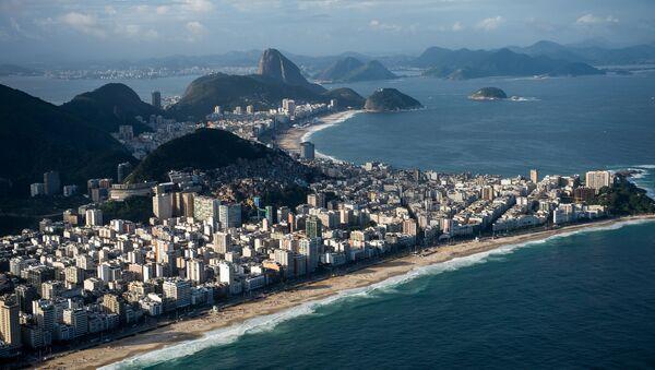 World cities. Rio de Janeiro - Sputnik International