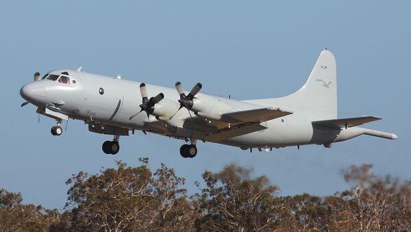 Royal Australian Air Force AP-3C Orion - Sputnik International