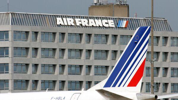 Air France passenger airliners - Sputnik International