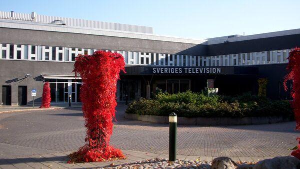 Sveriges Televisions headquarters - Sputnik International
