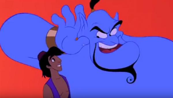 Aladdin - Friend Like Me [High Quality] - Sputnik International