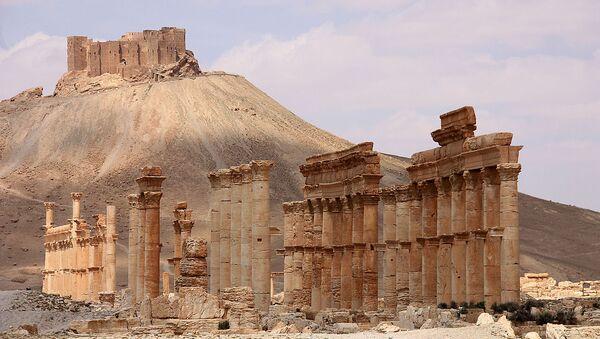 Fakhr-al-Din al-Maani Castle - Sputnik International