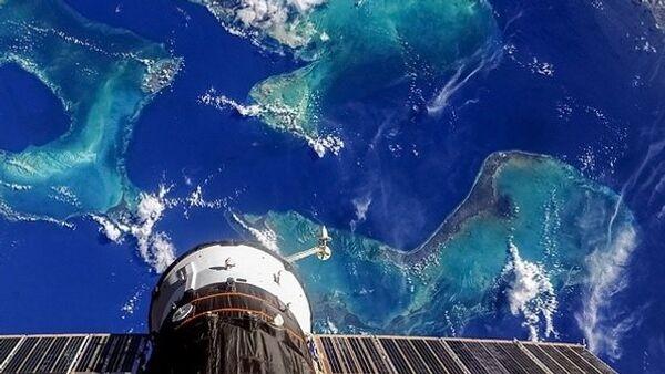 Earth Paints - The Bahamas. Andros Island - Sputnik International