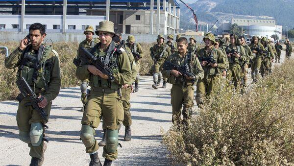 Israeli soldiers (File) - Sputnik International