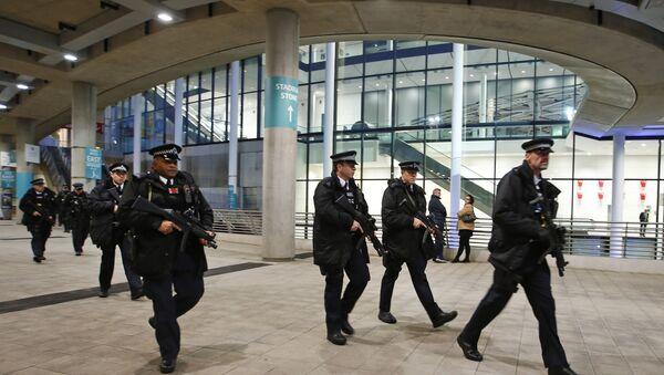 UK police - Sputnik International