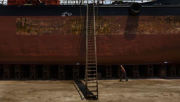 Greek shipping industry - Sputnik International