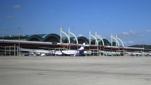 Istanbul Sabiha Gokcen International Airport - Sputnik International