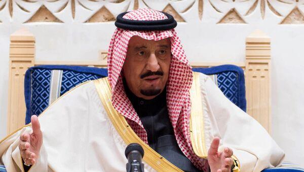 Saudi King Salman bin Abdelaziz - Sputnik International