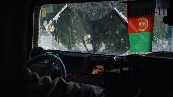 Heaving fighting in Sangin, Helmand, Afghanistan - Sputnik International