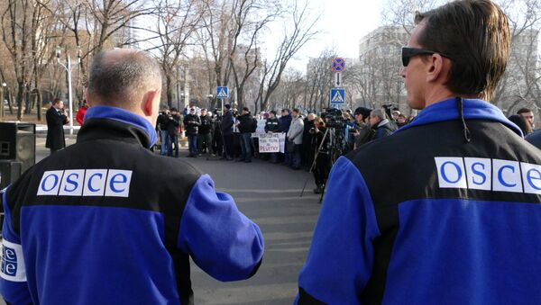 Rally Hear the Voice of Donbass in Donetsk - Sputnik International