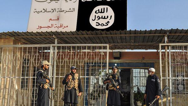 Islamic State militants. File photo - Sputnik International