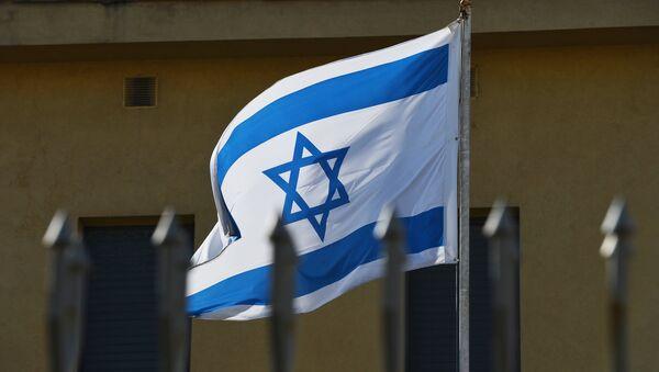 Israeli flag. File photo - Sputnik International