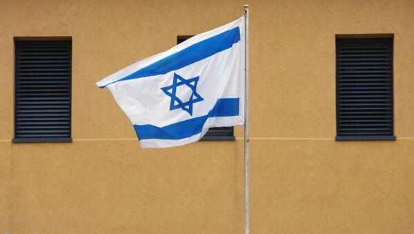 Israeli flag - Sputnik International