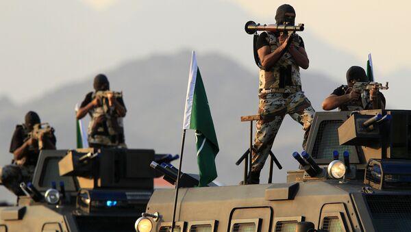 Saudi special forces - Sputnik International
