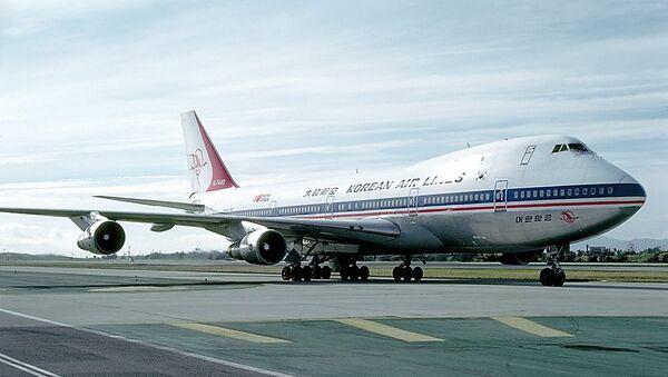 Korean Air Lines Flight 007 - Sputnik International