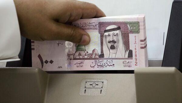 Saudi Arabia riyals - Sputnik International