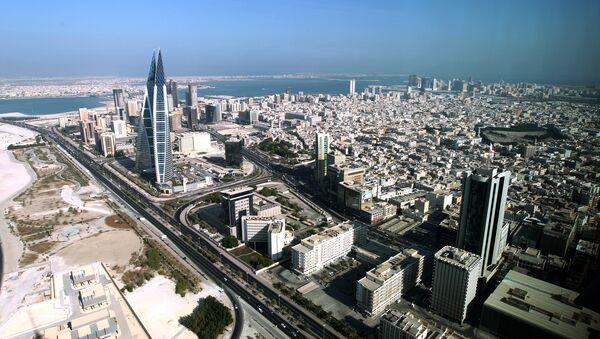Bahrain's captial Manama - Sputnik International