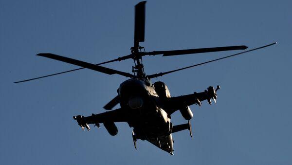 Drill of Pacific Fleet anti-terrorist forces in Primorye Territory - Sputnik International